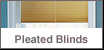 Wirral Blinds - Pleated Blinds